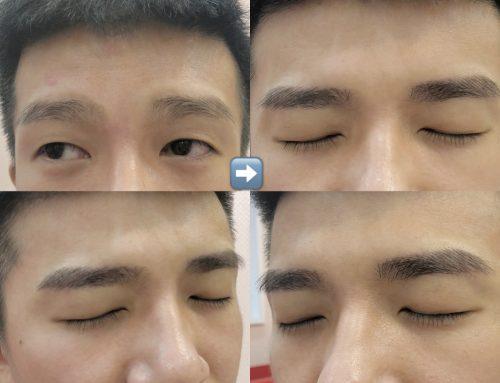 【台北西門町】超滿意飄眉體驗!誰說男生的眉毛不重要!––心願紋繡